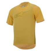 Krypton Short Sleeve Jersey (Dark Yellow)