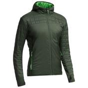 Mens Helix Hooded Jacket (Conifer/Balsam)