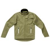 Mens Harrington Rain Jacket (Military Green)