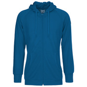 Mens Merino 220gr Sport Zip Hoodie (Shadow Blue)