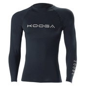 Mens Long-Sleeve Power Shirt (Black)