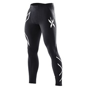 Mens Thermal Compression Tights (Black\/Black)
