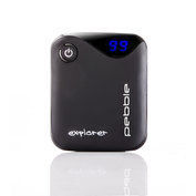 Explorer 8400mAh Portable Pack Charger (Black)