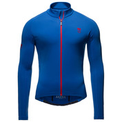 Mens HOY Long Sleeve Roubaix Jersey (Cobalt Blue)
