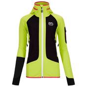 Womens Naturetec Piz Duleda Light Jacket (Happy Green)