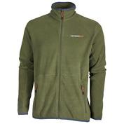Mens Miller Fleece Jacket (Green)