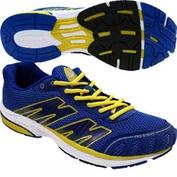 London Pro Strike Shoes (Blue/Yellow)
