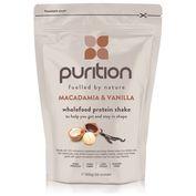 Wholefood Protein Shake 500g (Mac and Vanilla)