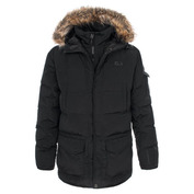 Mens Outback Deluxe Down Jacket (Black)