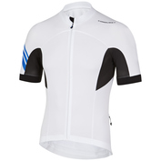 Mens Performance 1 Short Sleeve Jersey (White)