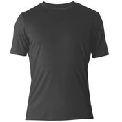 Mens Trick Merino Short Sleeve Top (Clay)