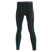 Mens Power Pant (Black/Blue)