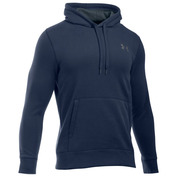 Mens Storm Rival Cotton Hoodie (Midnight Navy/Stealth Grey/Graphite)