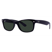 New Wayfarer Sunglasses (Black)