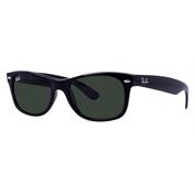 New Wayfarer Sunglasses (Black)