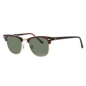 Clubmaster Sunglasses (Havana)