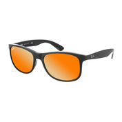 Mens Ray Sunglasses (Matt Black)