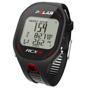 RCX3 Watch With H3 Heart Rate Sensor (Black)