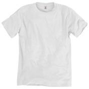 Mens Bamboo T-Shirt (White)