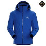 Mens Shuksan Jacket (Tropos Blue)
