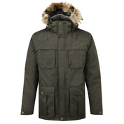 Mens Anchorage 3in1 Milatex Jacket (Hunter Green)
