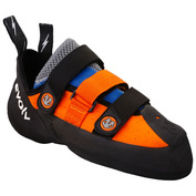 Shaman Performance Climbing Shoes (Orange\/Blue)