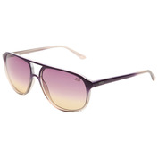 Category 2 Clear Frame Sunglasses (Sunset)