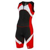 Mens FX Race Suit (Black/Red)