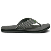 Mens Fraid Not Sandals (Charcoal)