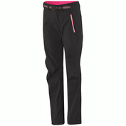 Womens Casual Trousers (Black)
