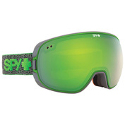Doom Neon Spring Goggles (Yellow With Green Spectra)