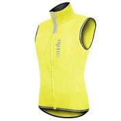 Womens Wind Gilet (Fluorescent Yellow)