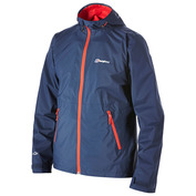 Mens Stormcloud Shell Jacket (Dark Blue)
