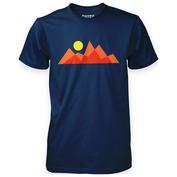 Mens House of the Rising Sun T-Shirt (Navy)
