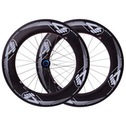 Cirrus Pro T100 Tubular Wheelset (White)