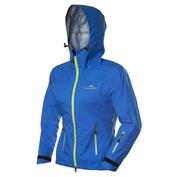 Womens Telemark Jacket (Blue\/Lime)