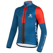 Mens Ultimate Long Sleeve Jersey (Blue/Red)