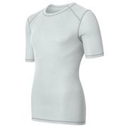 Mens Warm Short Sleeve Top (Granite)
