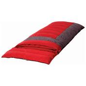 Vercors Sleeping Bag (Red/Grey)