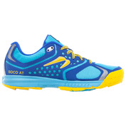 Womens BOCO Sol Neutral All Terrain Trainer (Aqua\/Yellow)