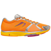 Womens Gravity IV Running Shoes (Orange)