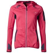 Womens Wye Jacket (Ribbon Red/Dark Red)