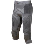 Mens Radiactor 3/4 Tights (Iron/Black)
