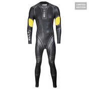 Mens Archimedes 3:5 Wetsuit (Black/Yellow)