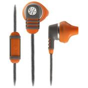 Venture Talk Headphones (Grey/Orange)