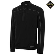 Mens Climaproof Windstopper 1/2 Zip Jacket (Black/Black/Onix)