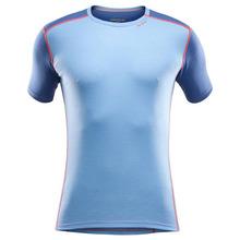 Mens Merino Sport T-Shirt (Skyline)