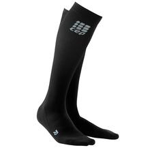 Mens Progressive Run 2.0 Socks (Black/Black)