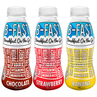 BeFast Shakes 310ml (32 - Choice Of Flavours)