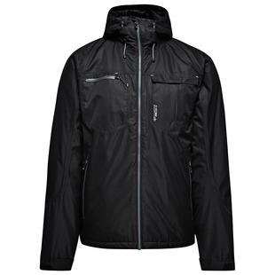 Mens Norma 2-Layer Jacket (Black)